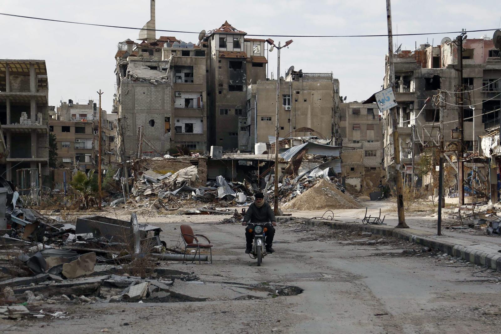 ตุรกี...ซีเรีย และเพื่อนมนุษย์