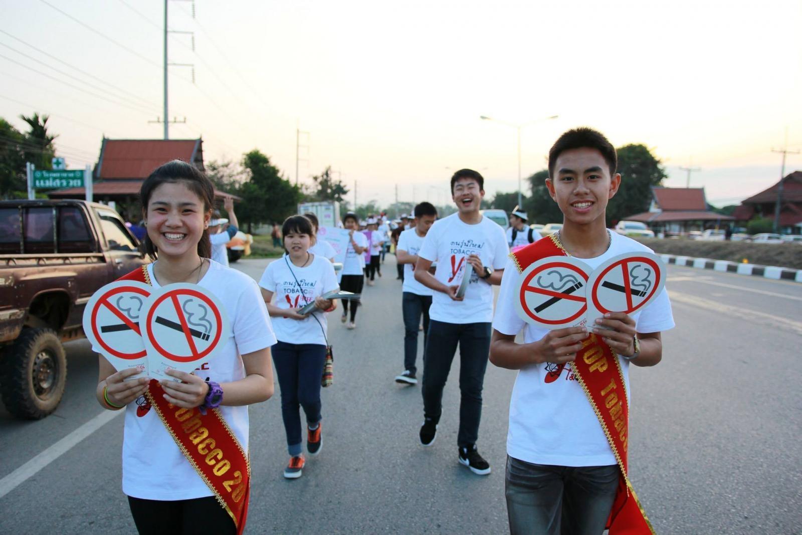 แนะแก้ปัญหาบุหรี่ต้องใช้ชุมชนเป็นฐาน หลังมาตรการภาษีเริ่มถึงจุดอิ่มตัว