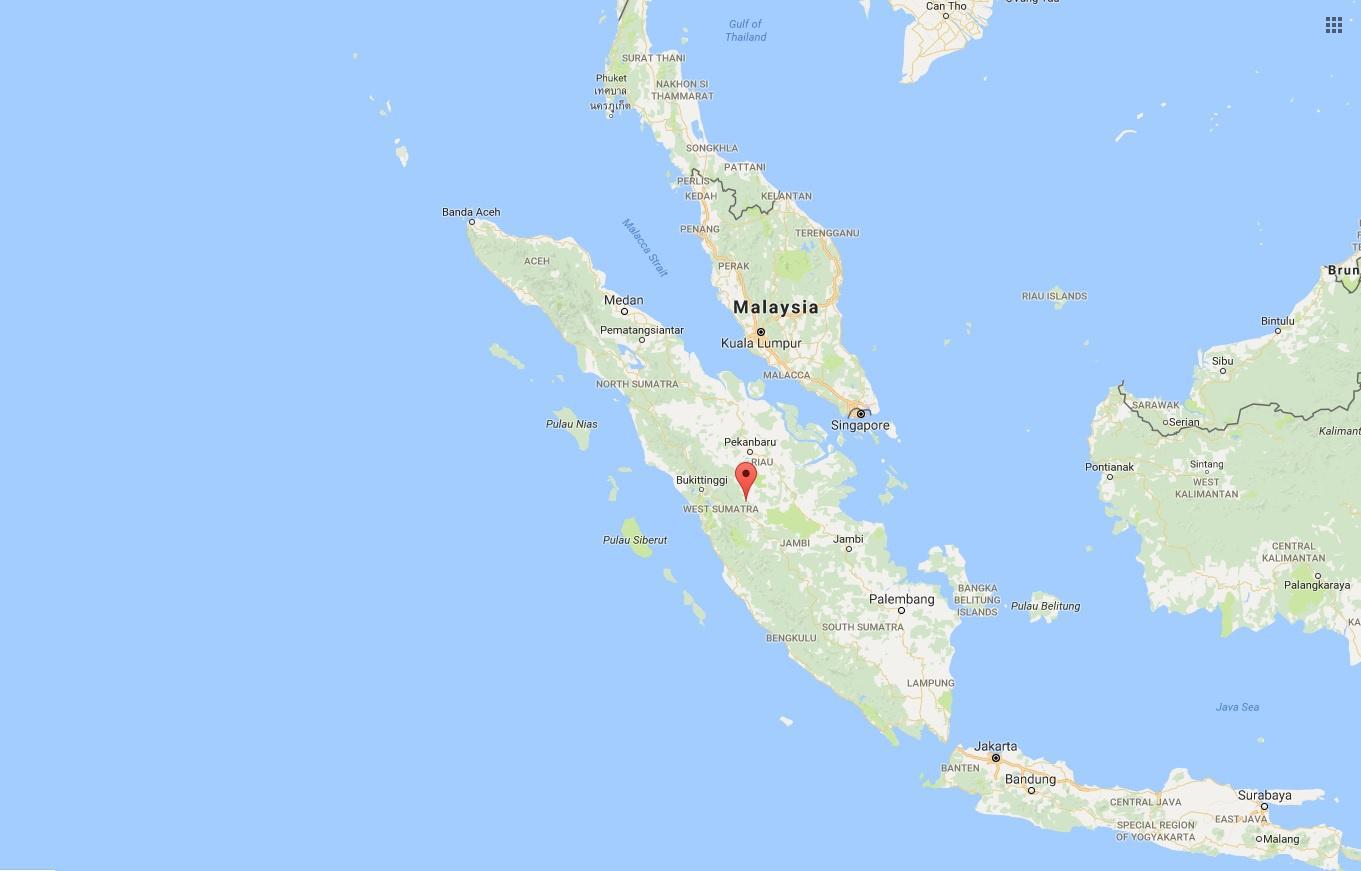 แผ่นดินไหวอินโดนีเซีย ขนาด 5.0