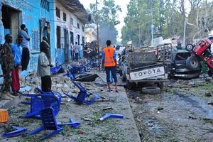 คาร์บอมบ์ 2 จุดกลางเมืองหลวงโซมาเลีย ตาย 23 ราย