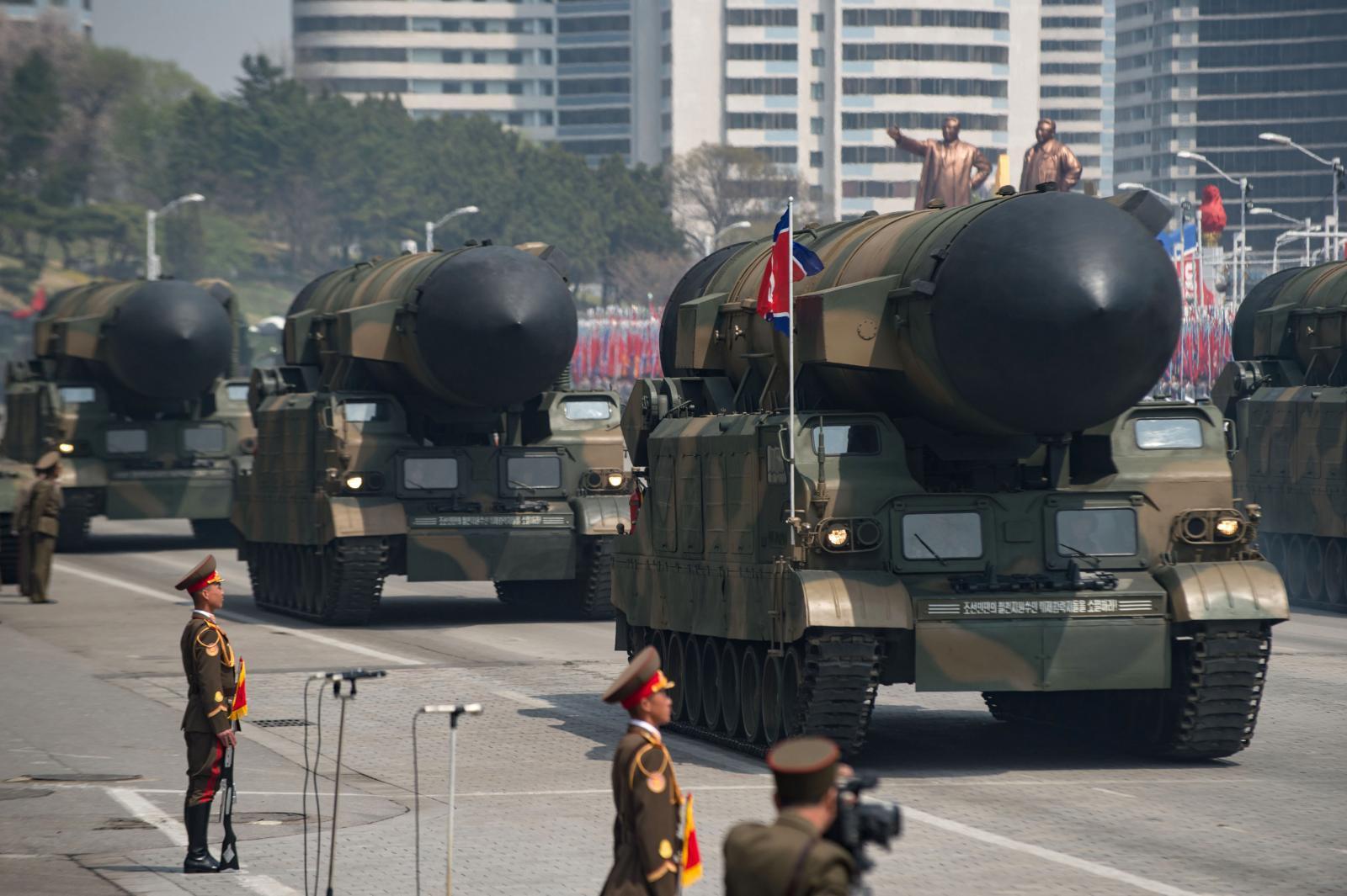 เกาหลีเหนือทดสอบยิงขีปนาวุธครั้งที่ 6 ล้มเหลว!