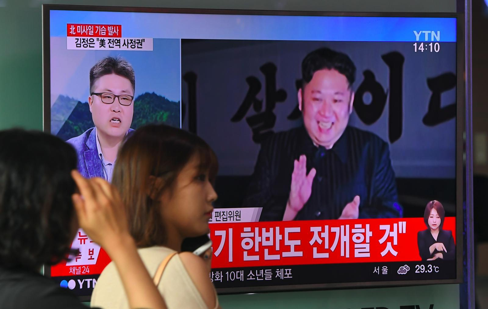 ยูเอ็นลงมติคว่ำบาตรเกาหลีเหนือครั้งสำคัญ