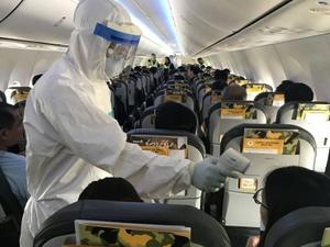สนามบินดอนเมืองซ้อมแผนฉุกเฉิน รับมือโรคติดต่ออันตราย