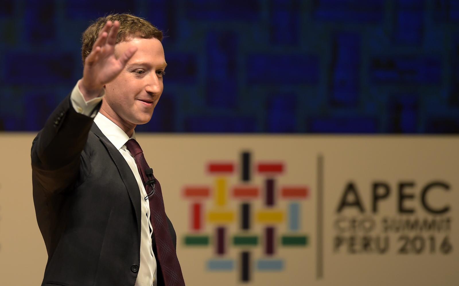 """เฟซบุ๊กยัน """"ซักเคอร์เบิร์ก"""" ไม่มีแผนมาไทย"""
