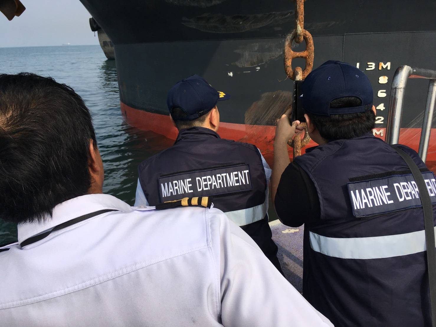 เรือสินค้าชนเรือประมงกลางทะเลสัตหีบ ลูกเรือเสียชีวิต 4 คน
