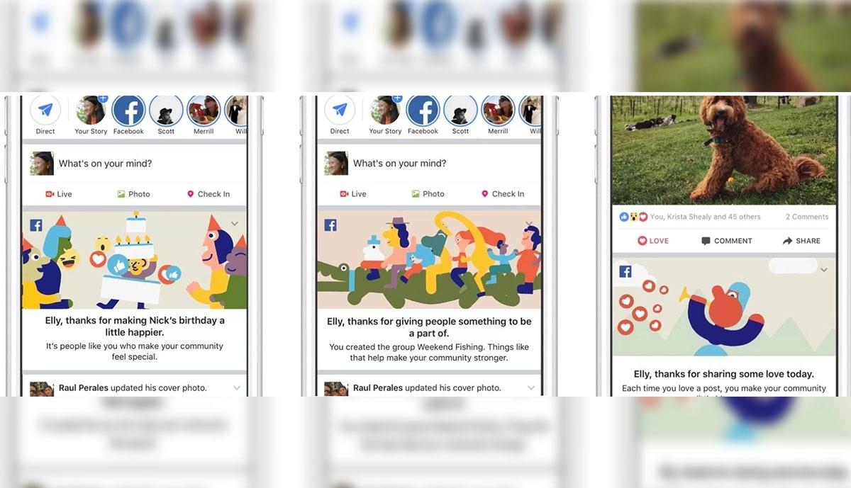 เฟซบุ๊กปล่อยแคมเปญใหม่ฉลองผู้ใช้ 2 พันล้าน
