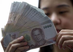 ธปท.พบสถาบันการเงินในประเทศไทยเอี่ยวเก็งกำไรค่าเงินบาท