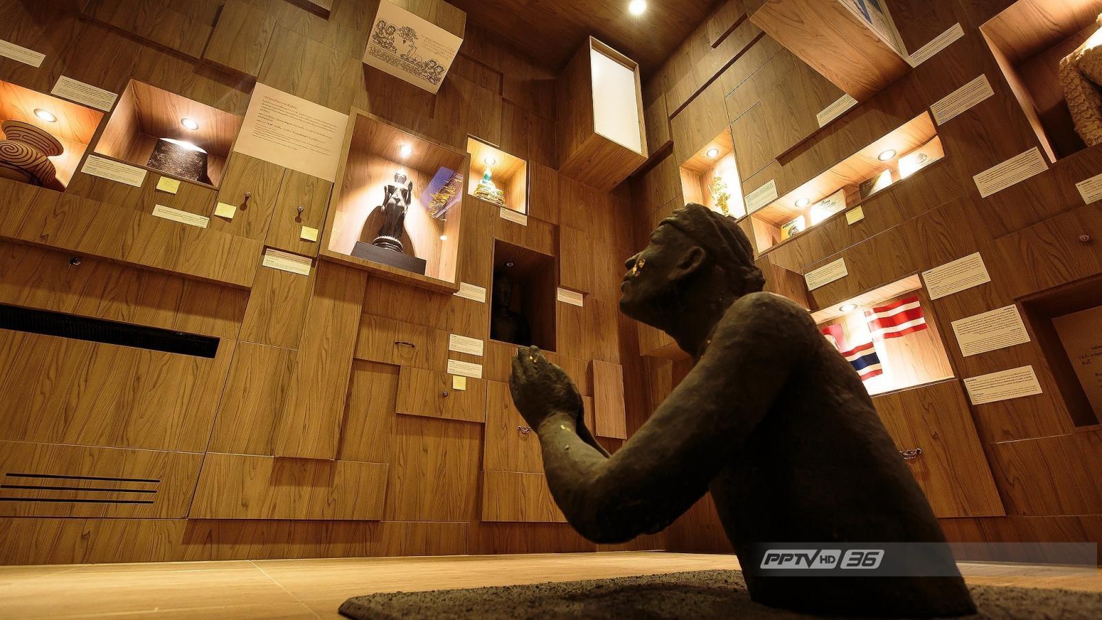 """มิวเซียมสยามเตรียมเปิดนิทรรศการถาวรชุดใหม่ """"ถอดรหัสไทย"""""""
