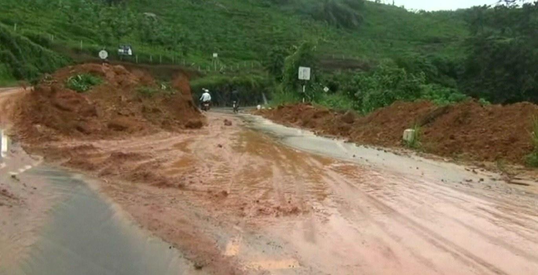 น้ำท่วม-ดินถล่มศรีลังกา ตายกว่า 90 สูญหายร่วมร้อย