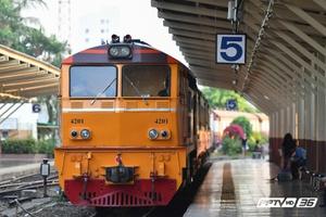 รฟท.เพิ่มขบวนรถไฟรองรับ ปชช. เดินทางช่วงสงกรานต์ 11-18 เม.ย.นี้