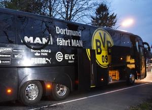 """สื่อเยอรมันเผย ระเบิดรถบัส """"ดอร์ทมุนด์"""" ไม่เกี่ยวขัดแย้งศาสนา"""