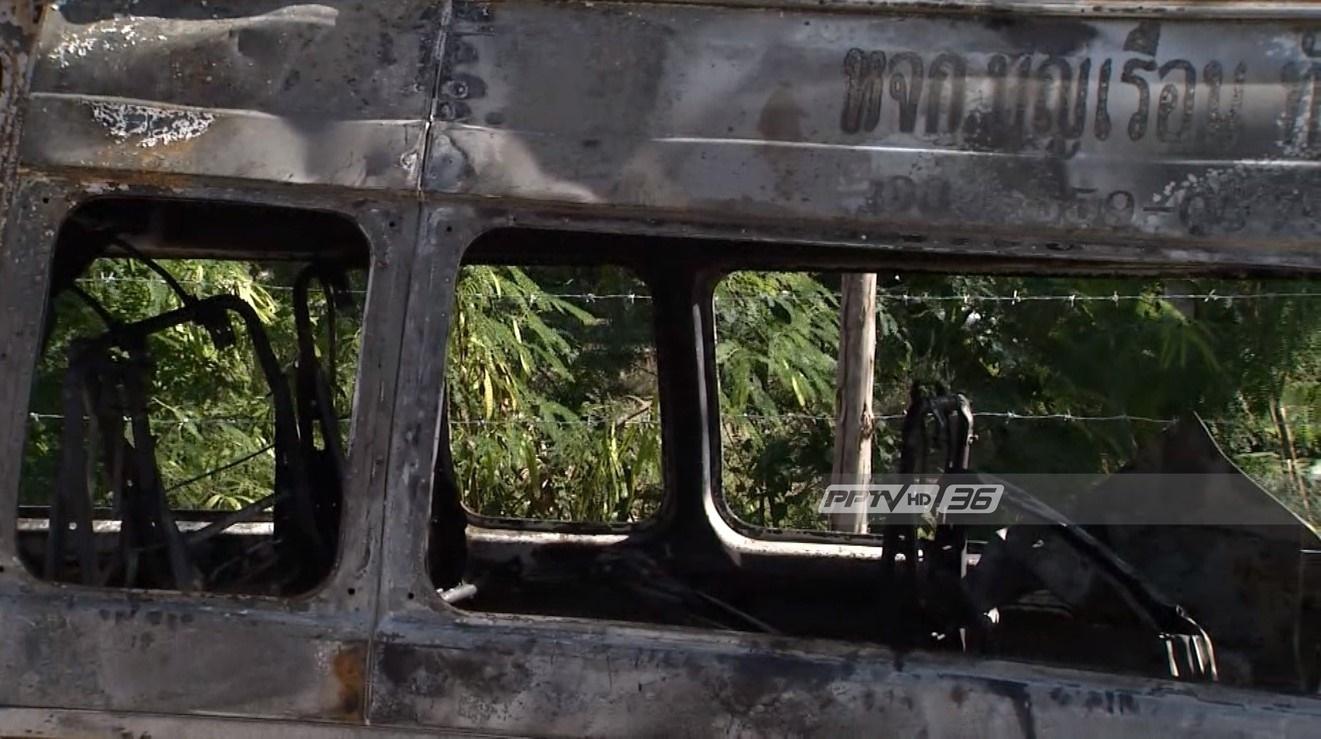 จีพีเอสชี้ความเร็วรถตู้ ย่างสดแรงงาน 14 ศพ ผิดปกติ