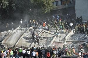 แผ่นดินไหว 7.1 เขย่าเม็กซิโก ยอดผู้เสียชีวิตพุ่ง 149 คน