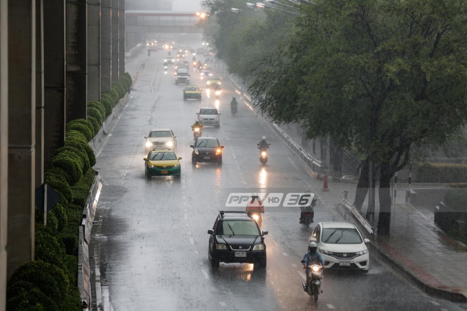 อุตุฯ ชี้ไทยยังมีฝนตกต่อเนื่อง-กทม.ฝนตกร้อยละ 60