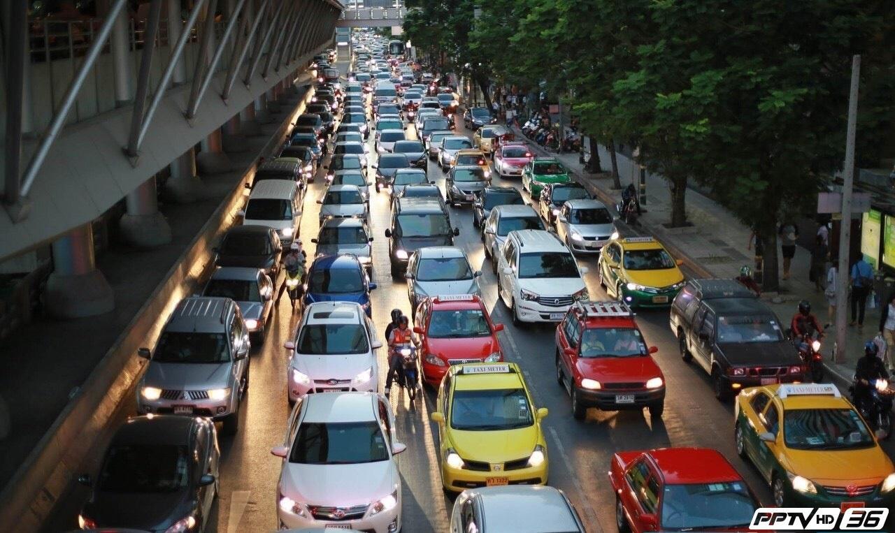 กรมขนส่งฯ ปรับเกณฑ์ระบุสีรถในคู่มือจดทะเบียน ป้องกันการสับสน เริ่มวันนี้