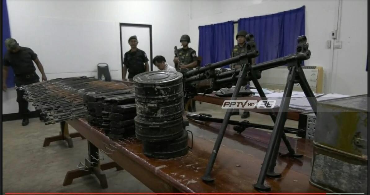 รวบทหารอากาศขนอาวุธสงคราม เร่งสอบปมค้าอาวุธข้ามชาติ