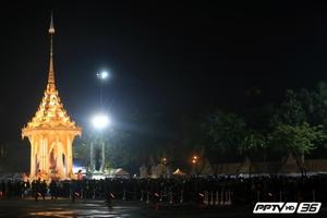 ทั่วไทยร่วมถวายดอกไม้จันทน์กว่า 19.1 ล้านคน