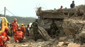 ยอดผู้เสียชีวิตแผ่นดินไหวอินโดนีเซีย พุ่ง 347 คน