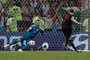 """""""โครเอเชีย"""" ดวลจุดโทษชนะ """"รัสเซีย"""" 4-3  ฟุตบอลโลก2018"""