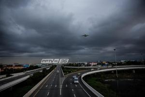 """อุตุฯ เผยพายุโซนร้อน """"เซินติญ"""" กระทบอีสาน-เหนือฝนตกหนัก 18-21 ก.ค.นี้"""