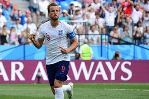 """""""เคน"""" แข้งอังกฤษรายที่ 3 ทำแฮตทริกในฟุตบอลโลก2018"""