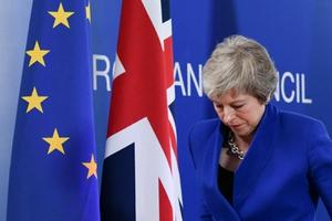 """""""อังกฤษ"""" เริ่มถอนตัวจากอียู  หลังข้อตกลง """"เบร็กซิท"""" ได้รับอนุมัติ"""