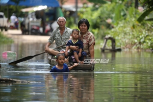 แนะ 5 วิธีป้องกันโรคและภัยสุขภาพจากน้ำท่วม-น้ำป่าไหลหลาก