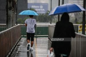 อุตุฯ เผย ภาคเหนือ-อีสานฝนตกชุก ภาคใต้ฝนเพิ่ม 27-30 ก.ค.นี้