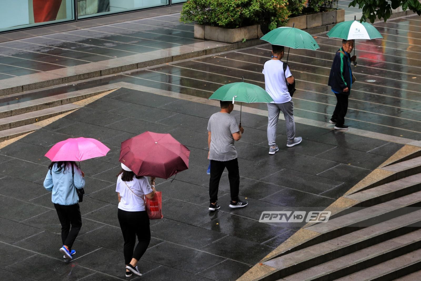 """อุตุฯ ประกาศ """"พายุดีเปรสชัน"""" ฉ.9 เข้าจีน 5-8 มิ.ย.-ไทยฝนเพิ่ม"""
