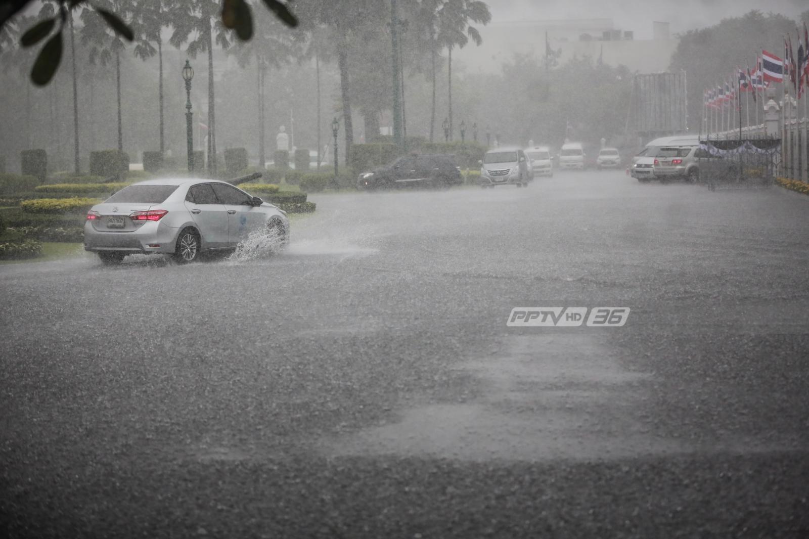 อุตุฯเผยประเทศไทยจะมีฝนตกเพิ่มขึ้น