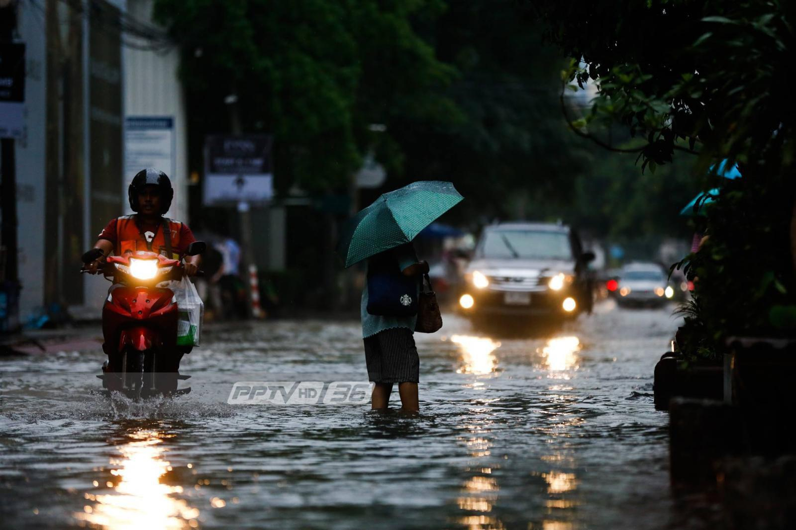 อุตุฯ เตือน ภาคเหนือ-อีสาน ฝนหนัก-ระวังอันตรายจากฝนตกสะสม