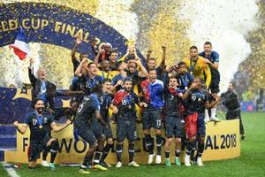 """""""ฝรั่งเศส"""" ขึ้นเบอร์ 1 โลก หลังคว้าแชมป์โลก- """"ไทย"""" รั้งอันดับ 122"""