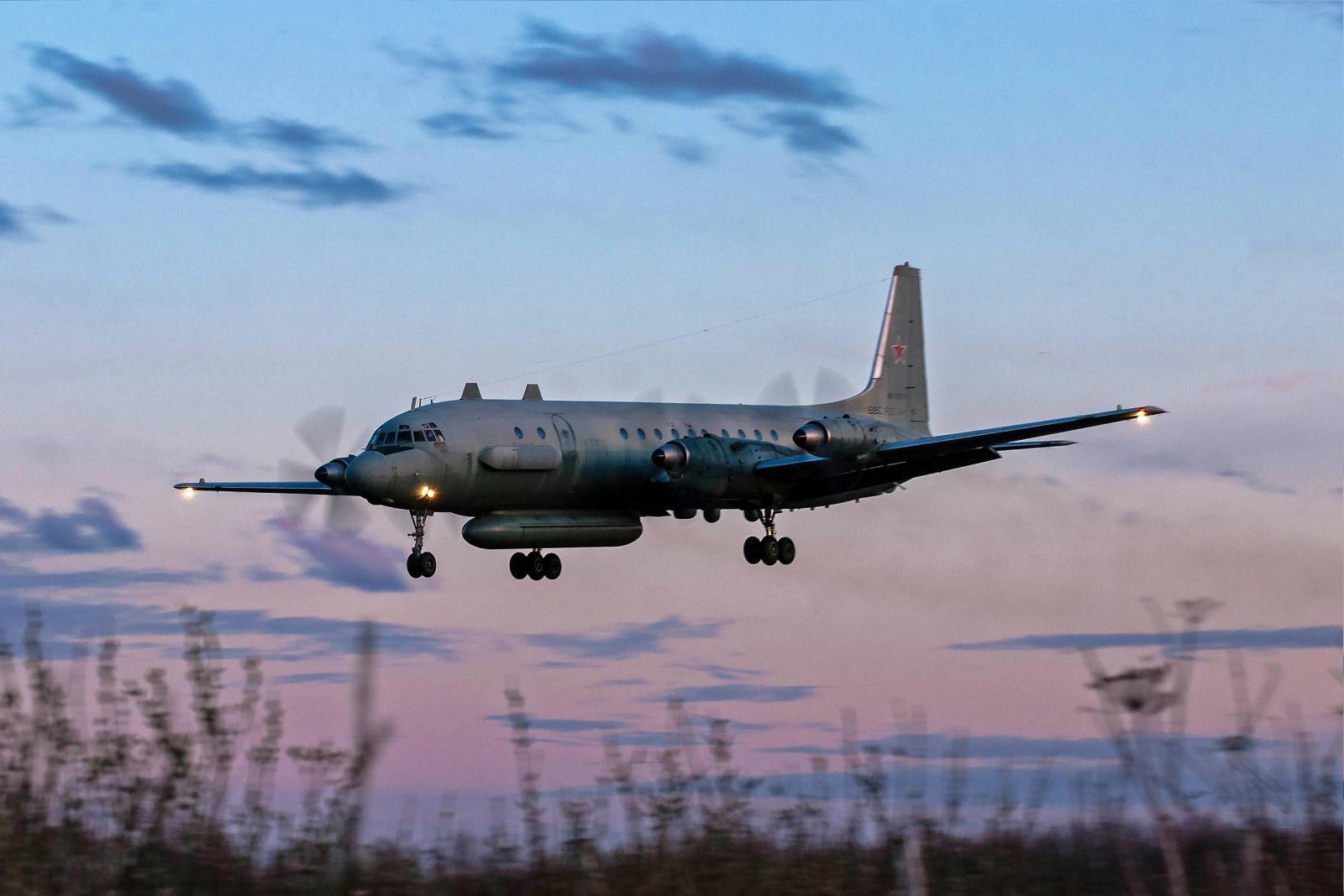 ซีเรีย พลาดยิงเครื่องบินลาดตระเวนรัสเซียตก ทหารดับยกลำ 15 นาย