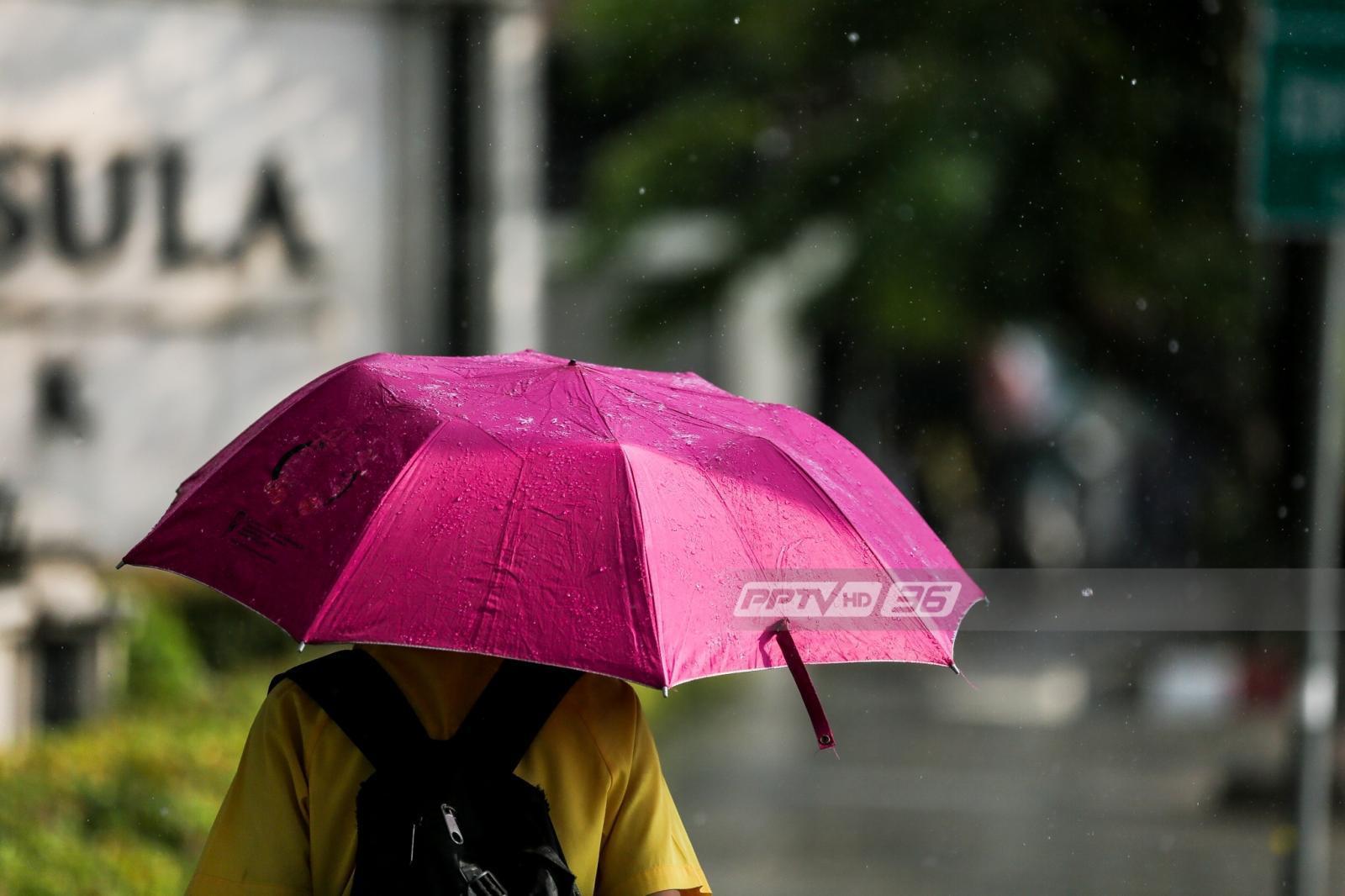 อุตุฯ ชี้ ทั่วไทยมีฝนร้อยละ 20-80