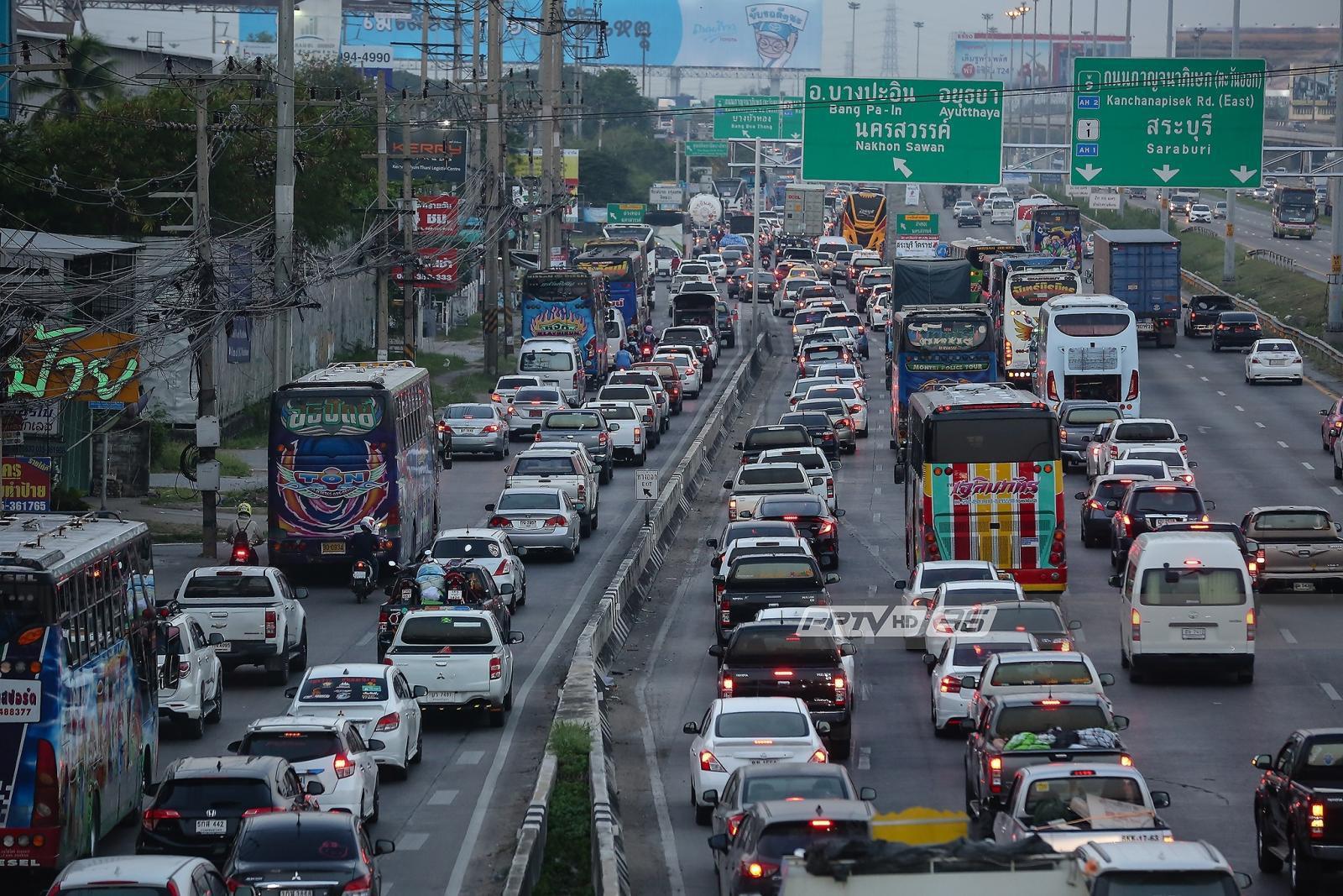 5 วิธีแก้ง่วง ขับรถทางไกลช่วงเทศกาลสงกรานต์