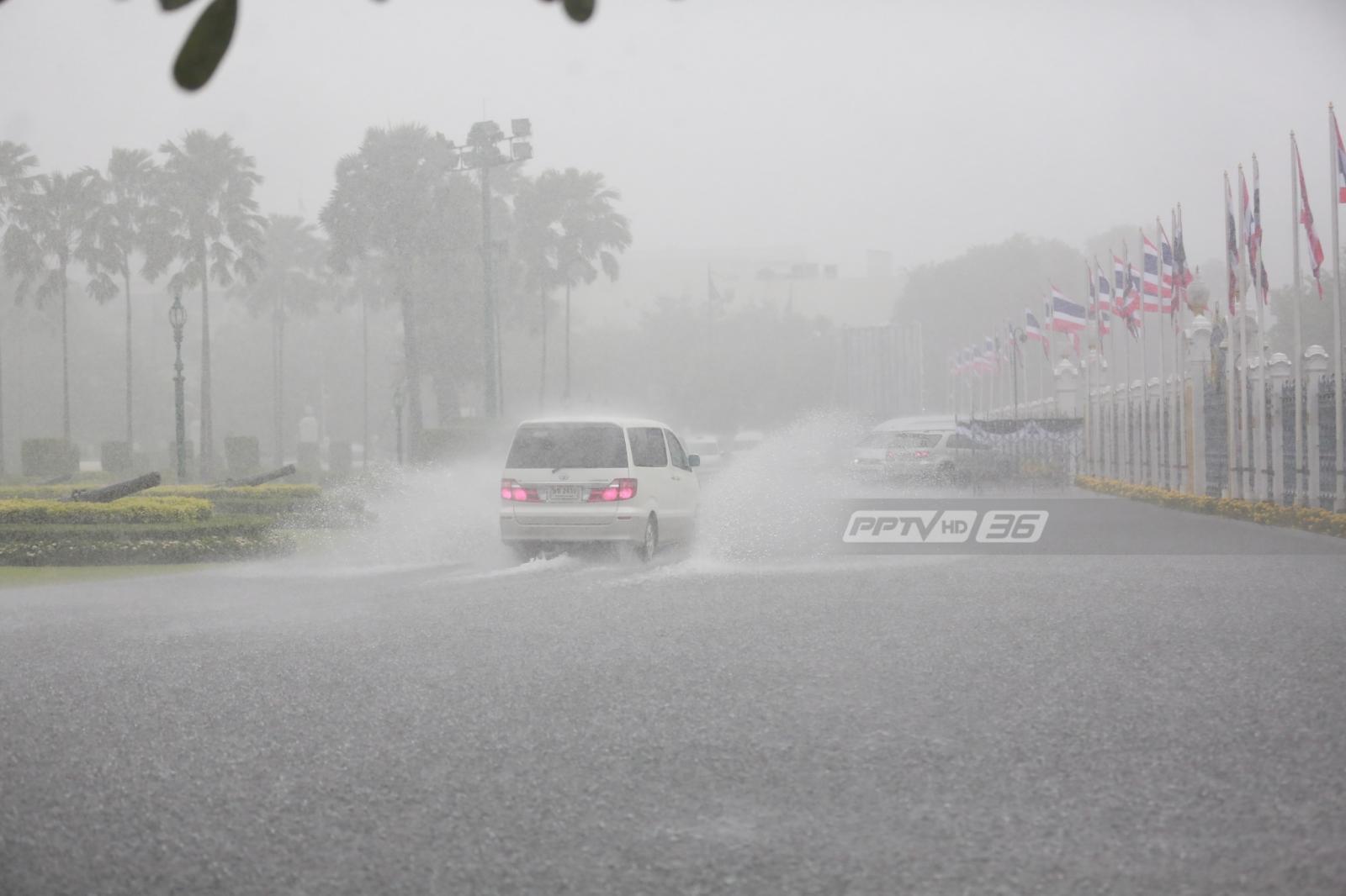 อุตุฯ เตือน ประเทศไทยเจอฝนตกหนักทุกภูมิภาค 7-9 ส.ค.นี้