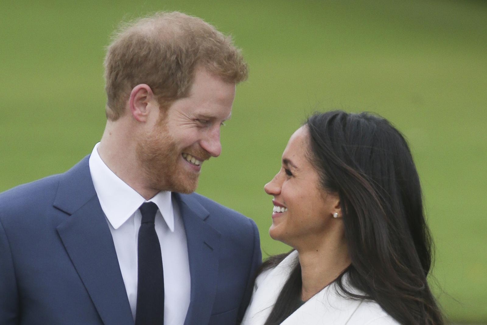 """ไฮไลท์พิธีเสกสมรส """"เจ้าชายแฮร์รี่–เมแกน"""""""