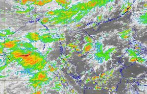 พยากรณ์อากาศวันนี้ อุตุฯ เตือน ฝนตกหนัก เหนือ - ตะวันออก