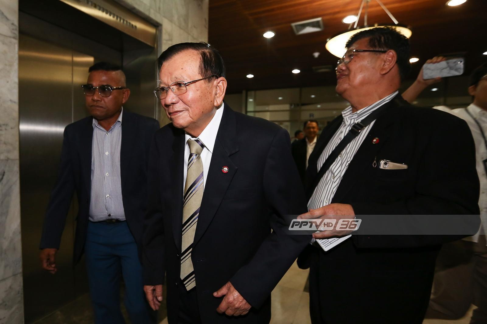 """""""เสนาะ เทียนทอง"""" ขอเพื่อไทยสู้เลือกตั้ง62 มั่นใจได้ 200 เสียง"""