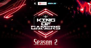 King of Gamers Season 2 เปิดรับสมัครผู้เข้าแข่งขัน RoV แล้ววันนี้