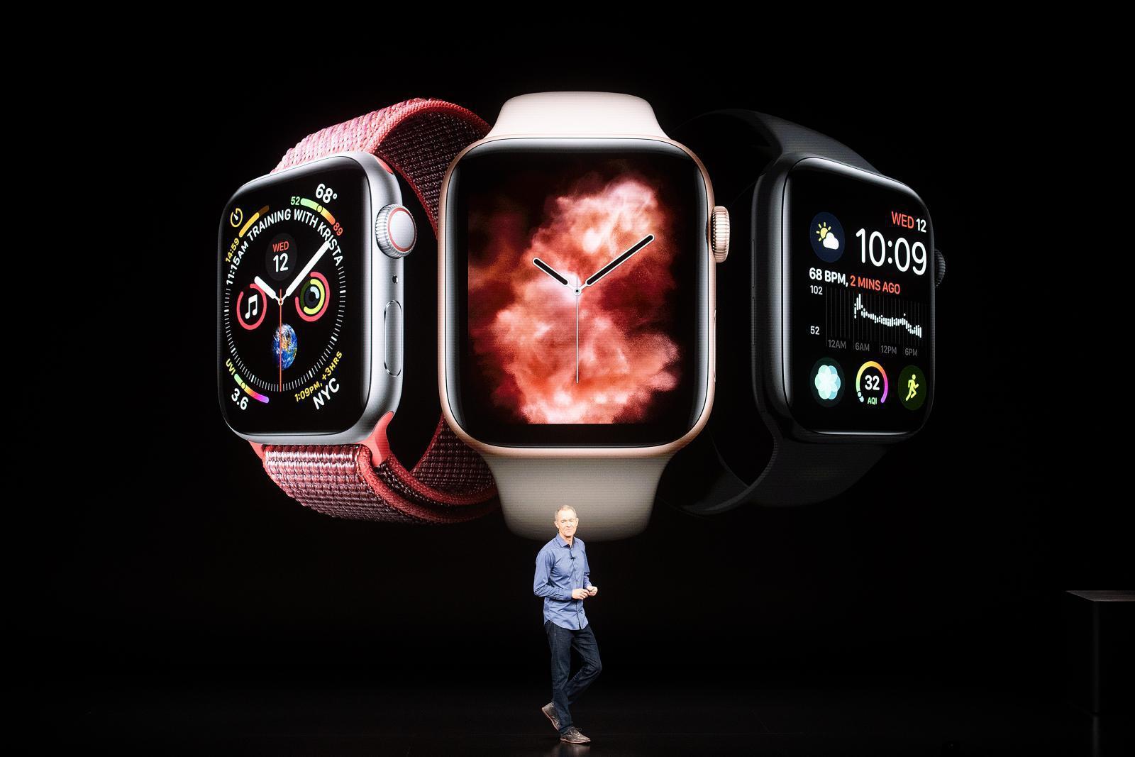 """""""แอปเปิ้ล"""" เปิดตัวไอโฟนใหม่ 3 รุ่น-แอปเปิ้ลวอทช์ ซีรีส์ 4"""