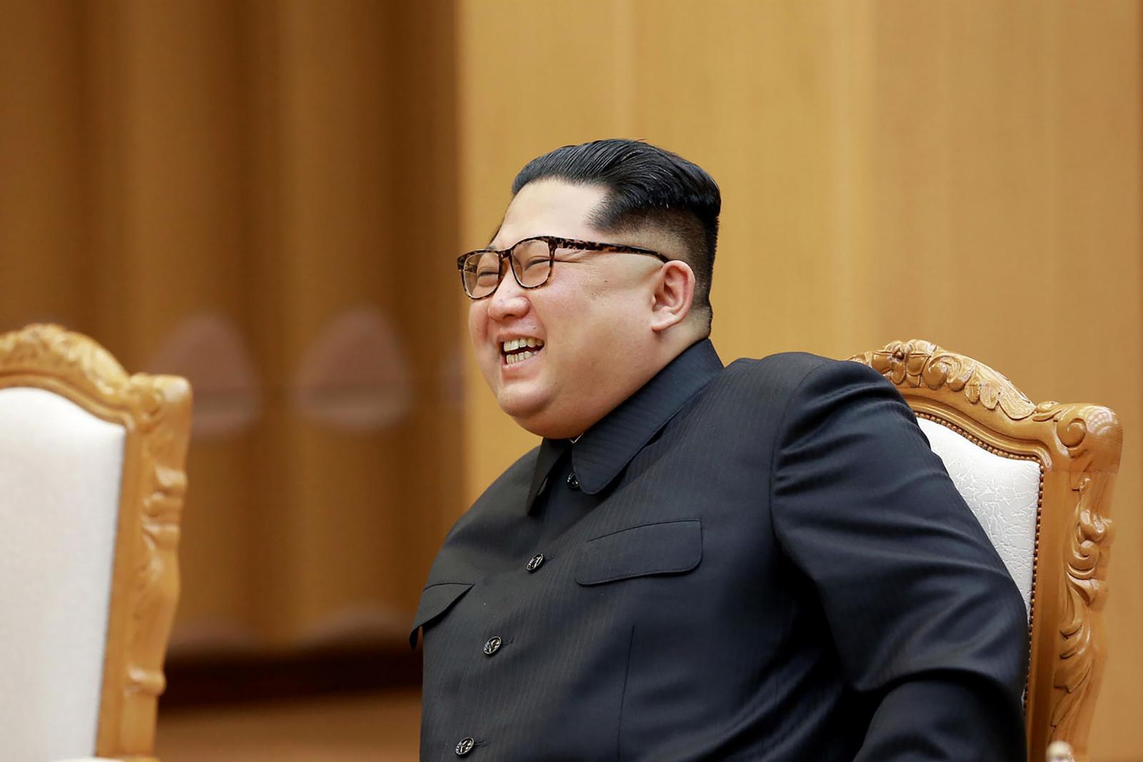 """""""คิม จอง-อึน"""" ย่องพบผู้นำจีนครั้งที่ 2 ในรอบ 2 เดือน"""