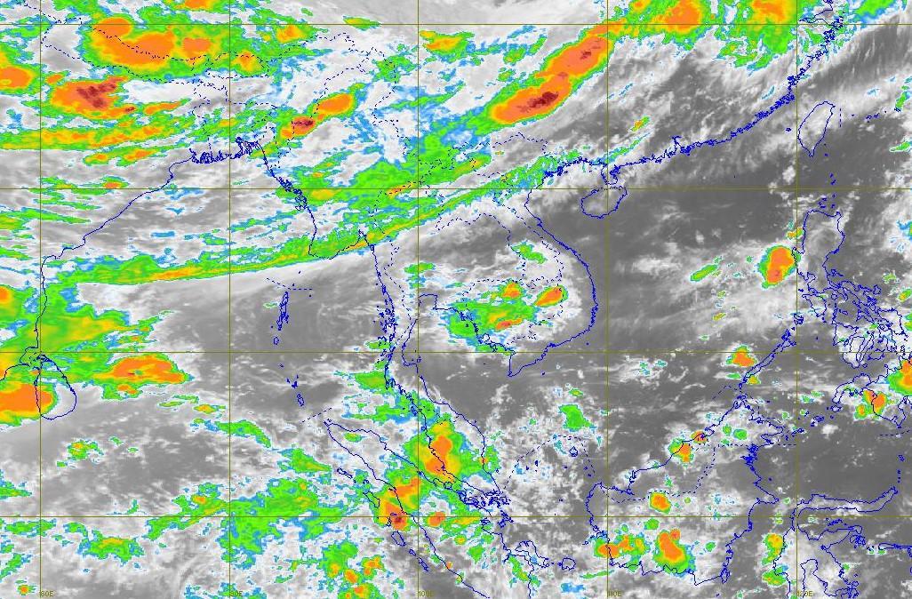พยากรณ์อากาศวันนี้ อุตุฯ เผย ไทยฝนตกลดลง - กทม.มีปริมาณฝน 30%