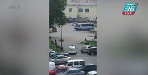 ปธน.ยูเครนช่วยยุติวิกฤตจับตัวประกัน ยอมโพสต์คลิปเชิญชวนปชช.ดูภาพยนตร์พิทักษ์สัตว์