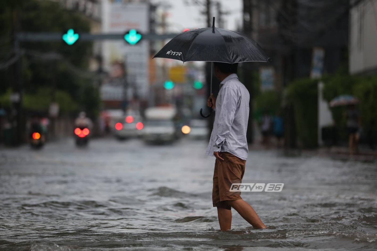 พยากรณ์อากาศวันนี้ 29 ก.ค. ฝนตกทั้งสัปดาห์ ระวังน้ำท่วม น้ำป่าไหลหลาก