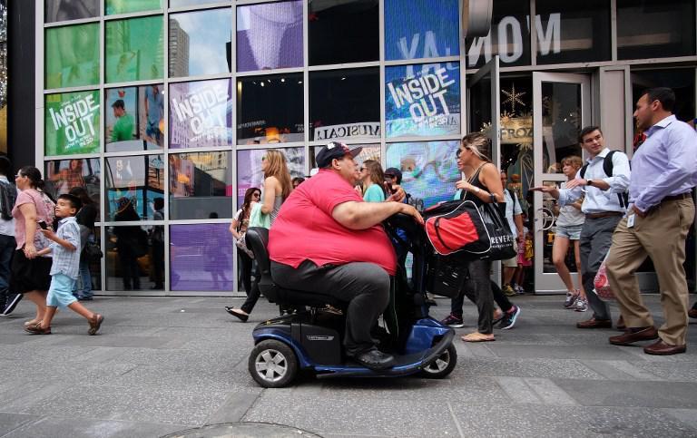 """พบสถิติ """"คนอ้วนอายุน้อย"""" เสี่ยงมะเร็งเพิ่มขึ้น 4%"""