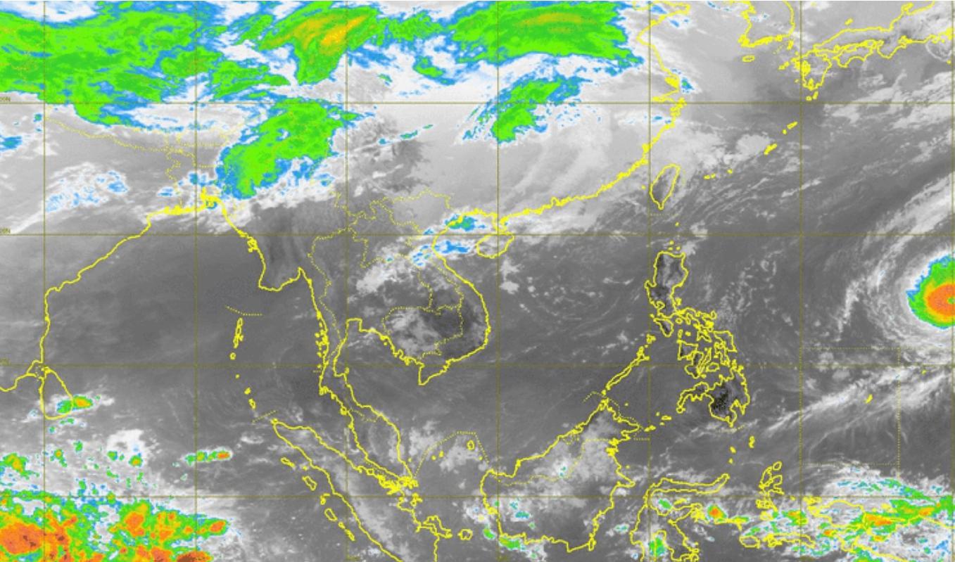 อุตุฯ เตือน ไทยตอนบนรับมือพายุฤดูร้อน ฝนตก-ลมแรง กทม.โดนพรุ่งนี้