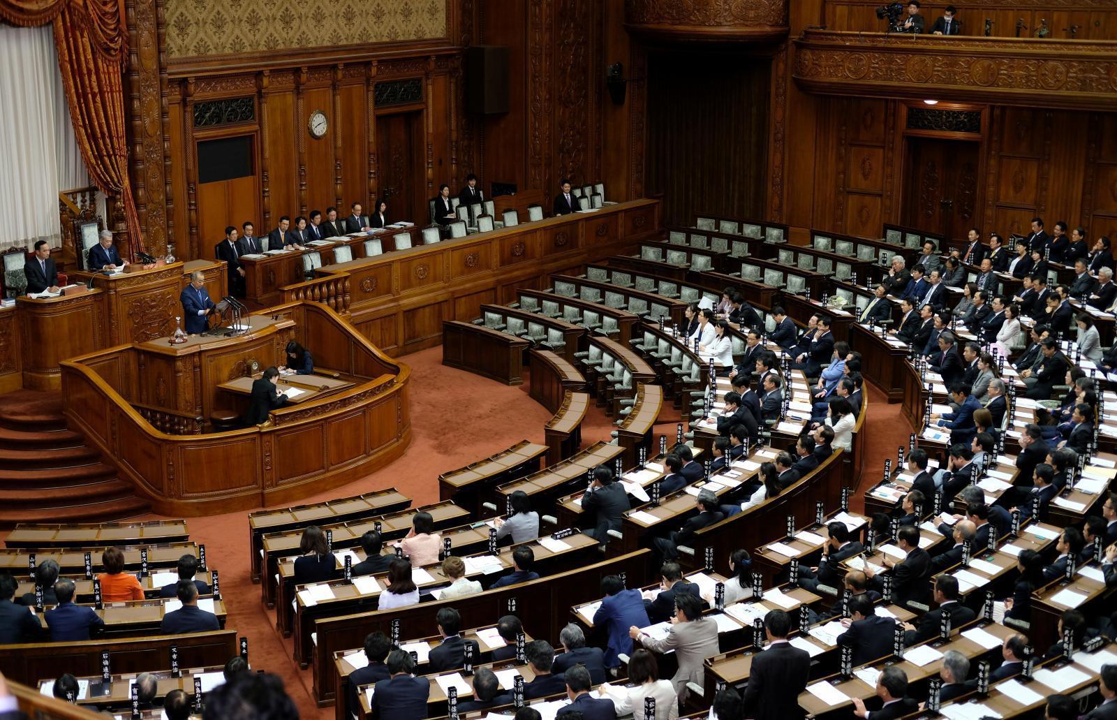 สภาญี่ปุ่น ไฟเขียวต่างชาติทำงานในประเทศ ลดปัญหาขาดแคลนแรงงาน