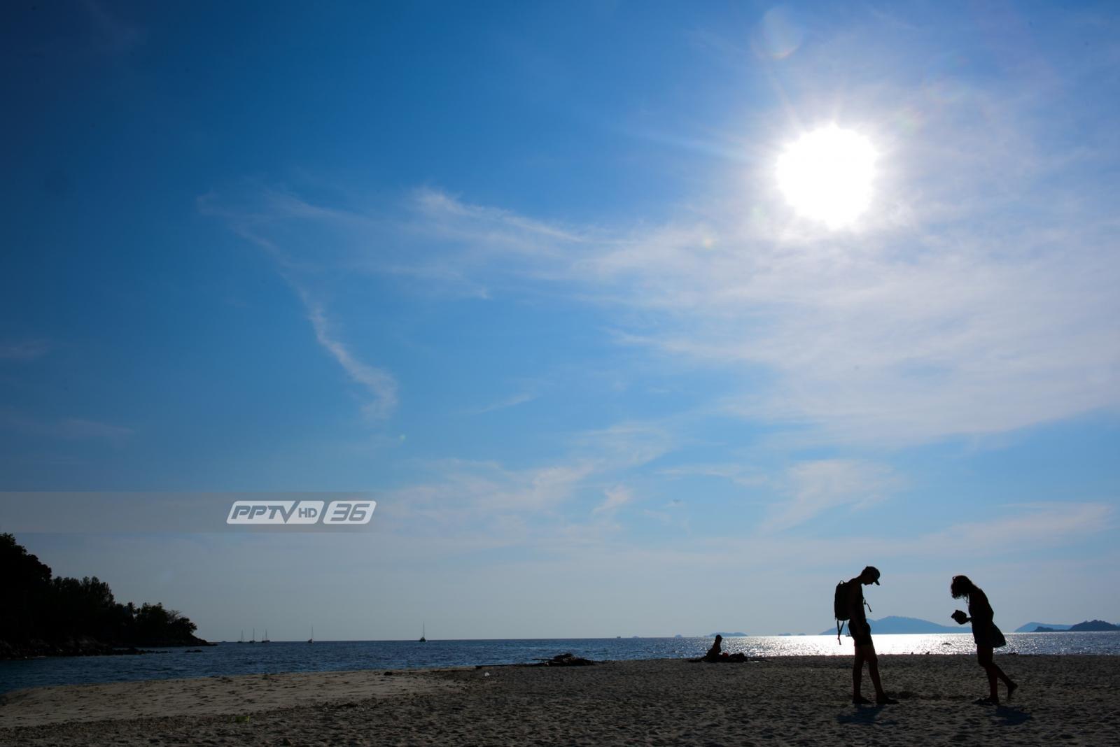 อุตุฯเผย กทม. อุณหภูมิสูงสุด 33-39 องศาเซลเซียส