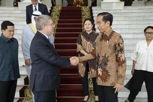 """""""อินโดนีเซีย"""" ยื่นขอเป็นเจ้าภาพโอลิมปิก  2032"""